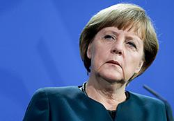 Under pressure over immigration ... Chancellor Angela Merkel