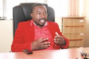 Jacob Mafume - National Spokesperson
