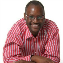 No crops in my country ... Pastor Evan Mawarire