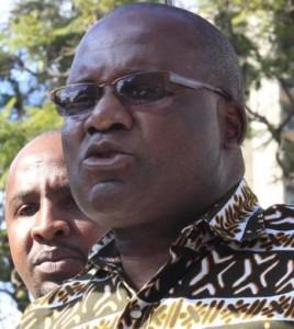 Information minister, Chris Mushohwe