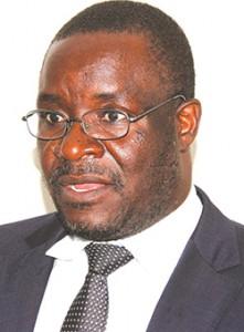 Information ministry permanent secretary George Charamba