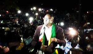 Photo: Pastor Evan Mawarire (Simon Allison)