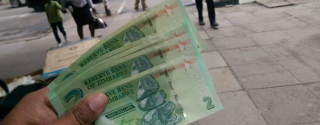 Why Zimbabwe Is Fed Up With Using the U.S. Dollar: QuickTake