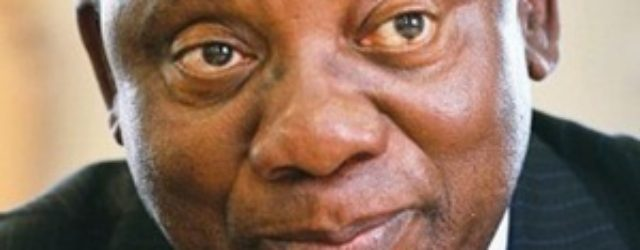 Zimbabwe should be Ramaphosa's top foreign policy priority