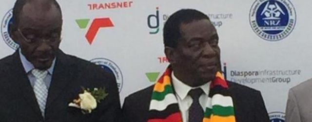 Zimbabwe corruption runs 'deep and wide': Mnangagwa