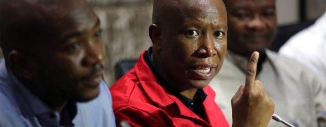 WATCH: Zim needs our support – Malema
