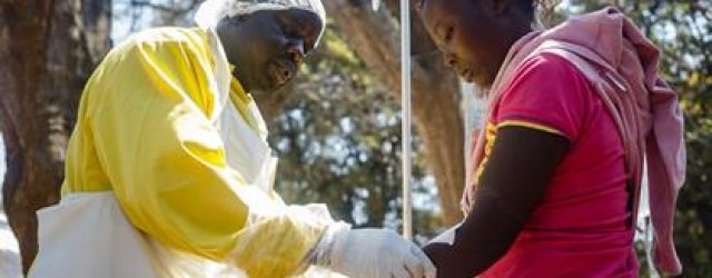 Cholera: 'Outrage' as Zambia forces Zimbabweans to go through 'inhuman' screening process