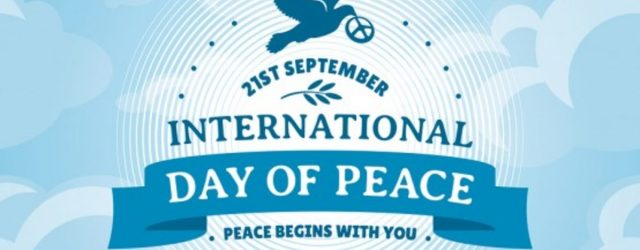 Veritas commemorates International Day of Peace