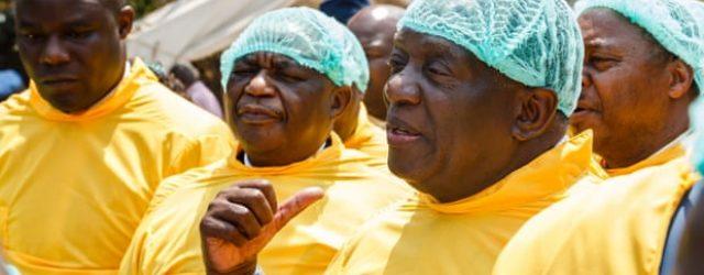 'Medieval' cholera outbreak exposes huge challenges in Zimbabwe