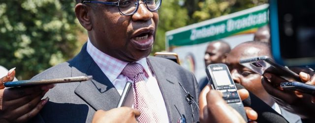 Ncube is Dressing Deep Wounds With Dirty Bandages in Unsanitary Conditions