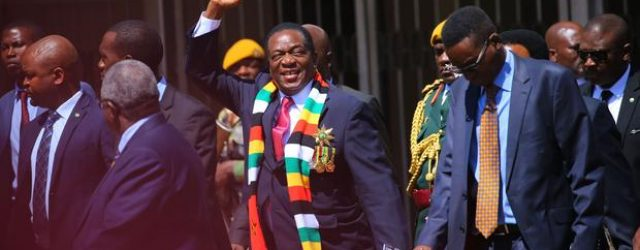 Zimbabweans living in Australia make formal request to President Mnangagwa