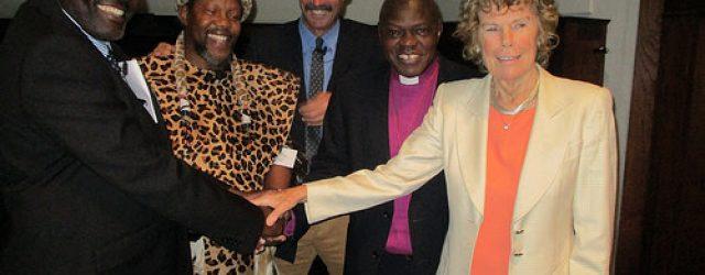 Zimbabwe Ambassador at Vigil – Zimbabwe Vigil Diary