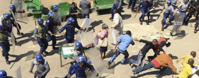 Arrest of ZCTU leaders highlights continued repression of trade unions in Zimbabwe