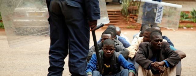 Victims tell of brutal Zimbabwe crackdown