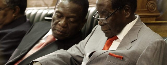 Zimbabwe's toxic culture of leadership in an entanglement of politics, military and state