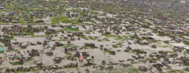 Cyclone Idai: Devastation in Mozambique and Zimbabwe