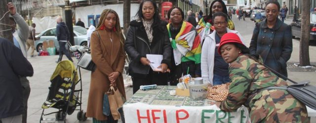 Sofa not so good – Zimbabwe Vigil Diary