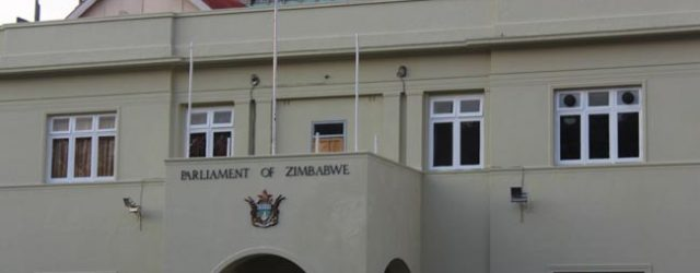 The Zimbabwe Independent Complaints Commission Bill