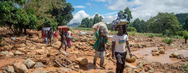 Cyclone Idai disaster compounds problems for Zimbabwe