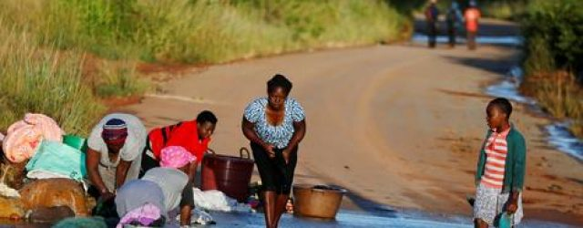#CycloneIdai: Hundreds evacuated amid fears of dam burst in Zimbabwe