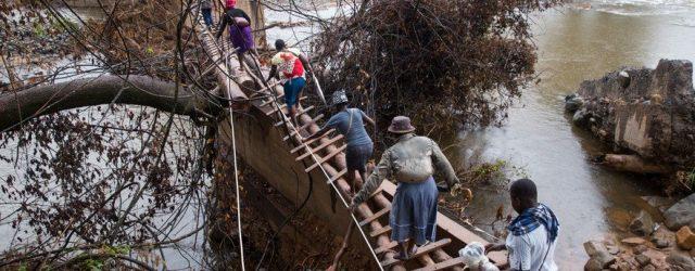 PICS: Zimbabweans struggle to recover from Cyclone Idai devastation