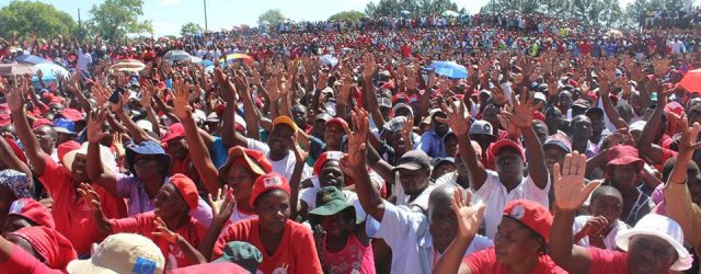 The MDC 5th Congress: A tale of unfolding democracy