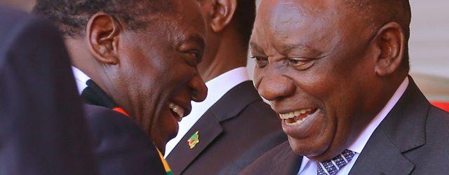 South Africa's Zimbabwe dilemma
