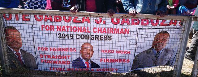 MDC 5th Congress: De-scarfing Zimbabwe's politics
