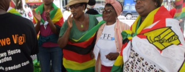Let them eat cake – Zimbabwe Vigil Diary