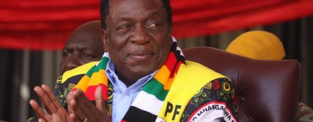 Zimbabwe's President Mnangagwa 'not ready for genuine dialogue'