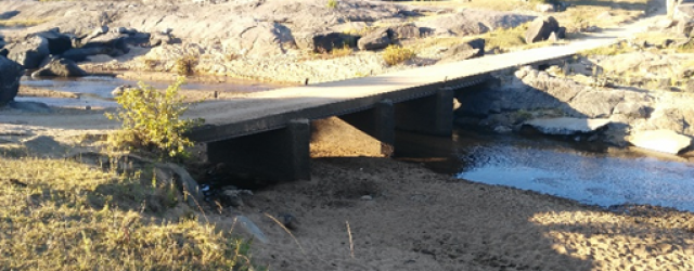 Villagers Demand Construction of Modern Bridge to Enhance Accessibility