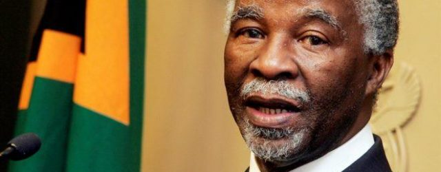President Mbeki right on electoral fraud based triumphalism