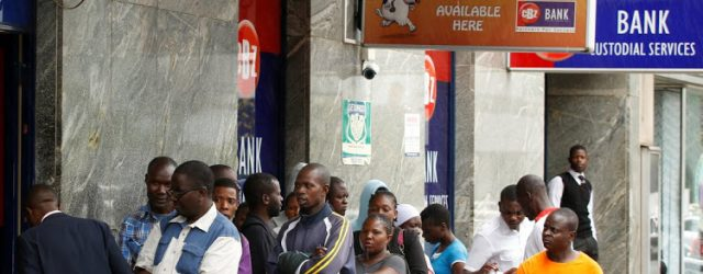 Zimbabwe on the brink as inflation nears 100%