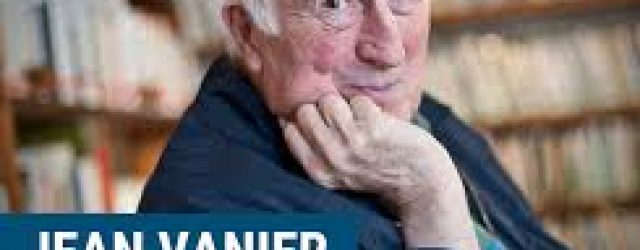 Jean Vanier – mourning a reputation