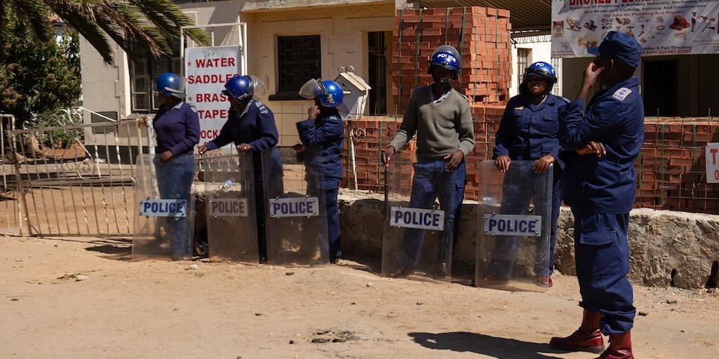 Martin Grobler's Protea Farm in Ruwa invaded - The Zimbabwean