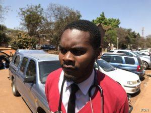 Dr. Peter Magombeyi