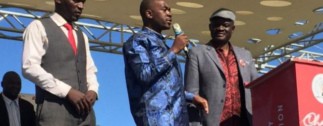 Zimbabwe Police Block Planned MDC Protest