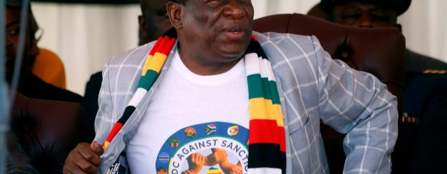 Why does President Mnangagwa allow Zanu PF MPs and officials to hijack food aid and input programmes?