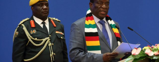 This is how Zimbabwe has changed since I became president: Emmerson Mnangagwa