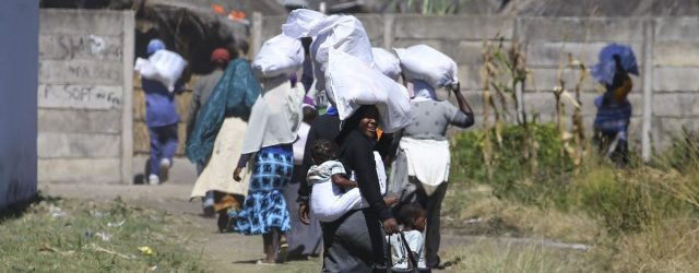 World Food Programme to Double Emergency Food Aid in Zimbabwe