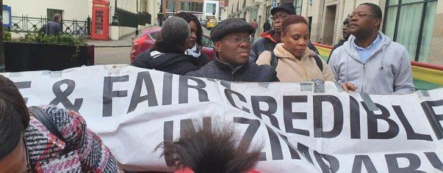 'Hell on Earth' – Zimbabwe Vigil Diary