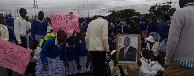 Njube High School students' actions are true reincarnation & revival of 16 June 1976 Soweto revolutionary spirit!