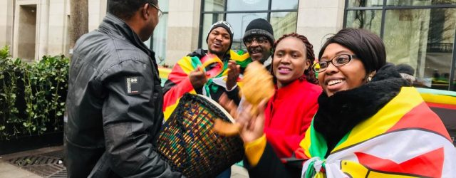 'Taken over by monkeys and baboons' – Zimbabwe Vigil Diary