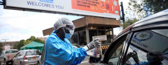 COVID-19 worsens Zimbabwe's health crisis
