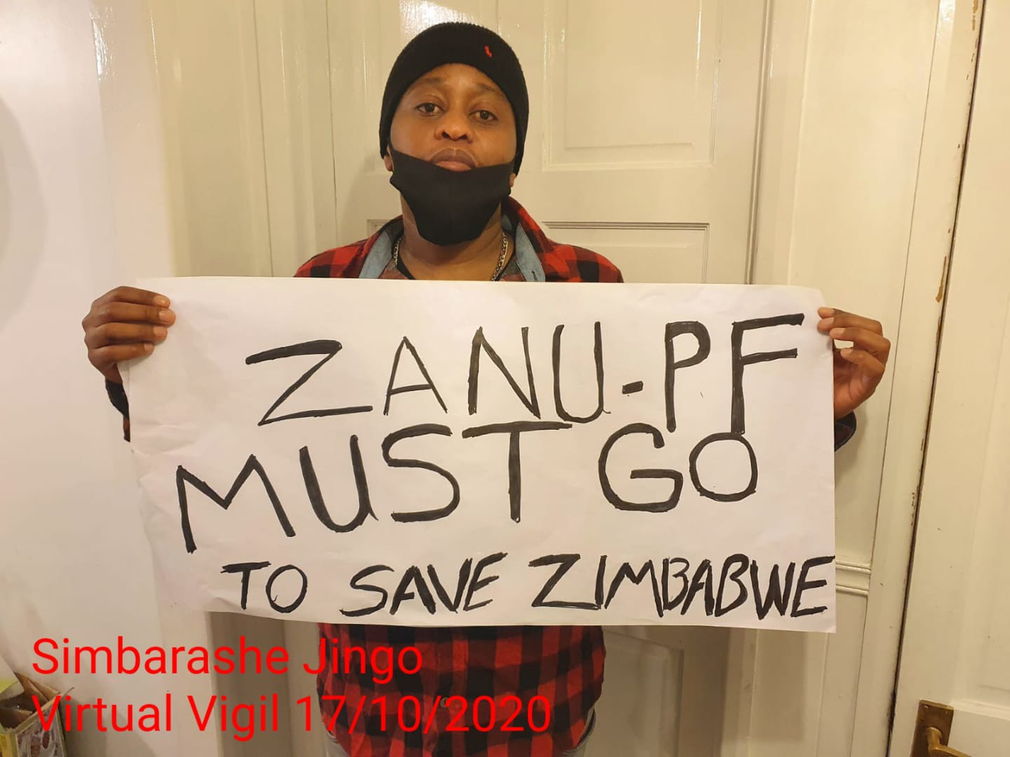 Kangaroo courts for a gangster regime – Zimbabwe Vigil Diary